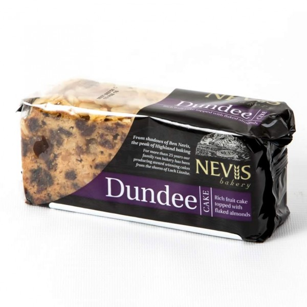 Nevis Dundee Cake 300g