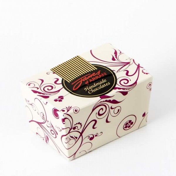 James Chocolates Assorted Floral Box