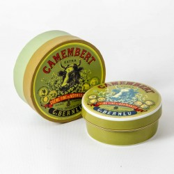 Camembert Baker Green