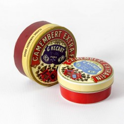 Camembert Baker Red