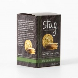 Stag Water Biscuit with Rosemary