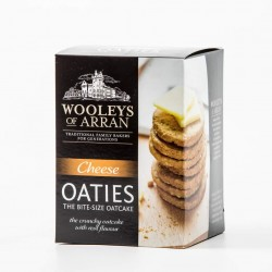 Wooleys of Arran Cheese Oaties